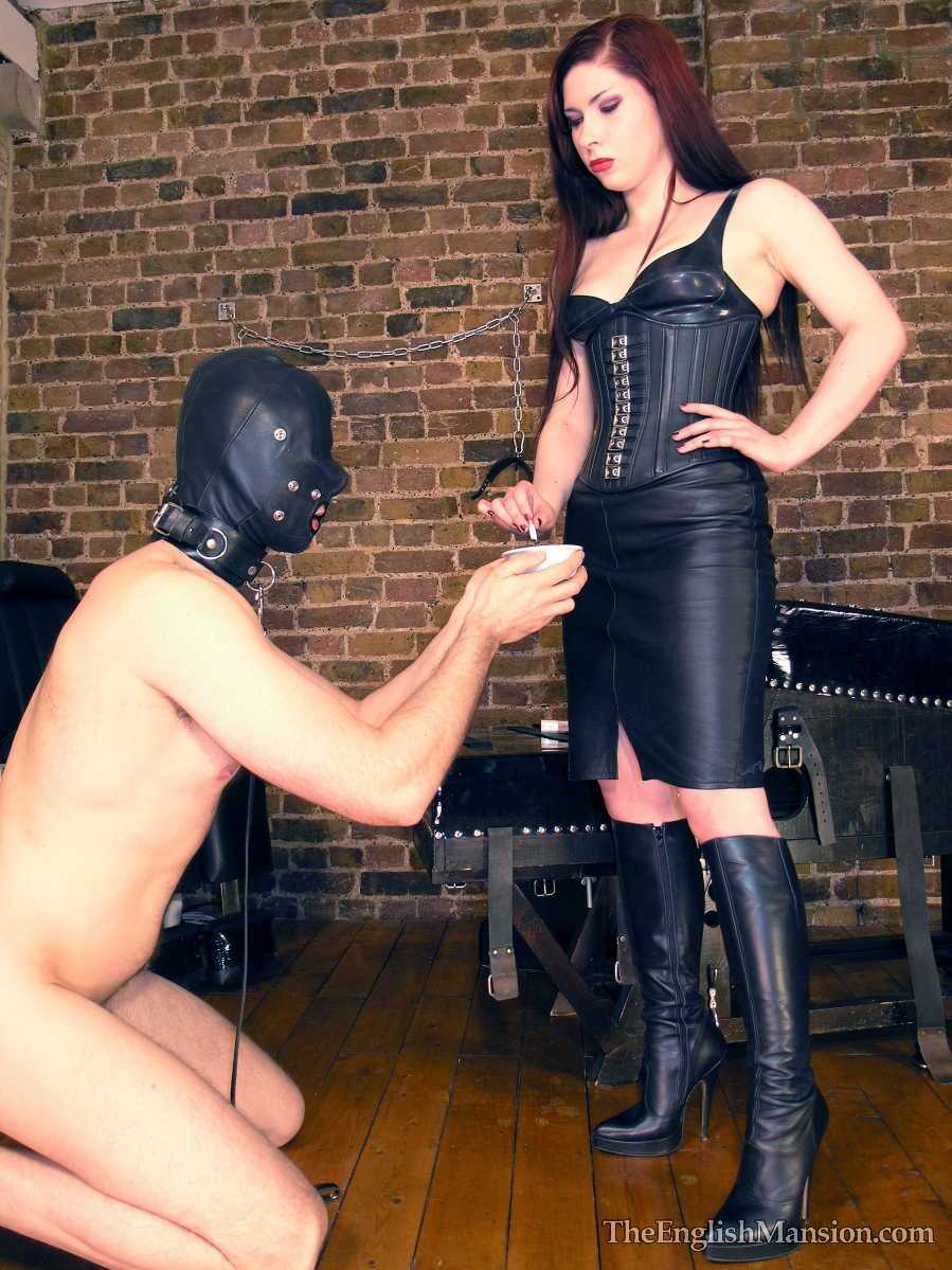 Wife dominated by lesbian