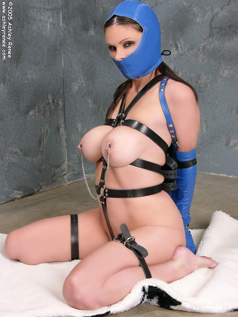Ashley renee bondage
