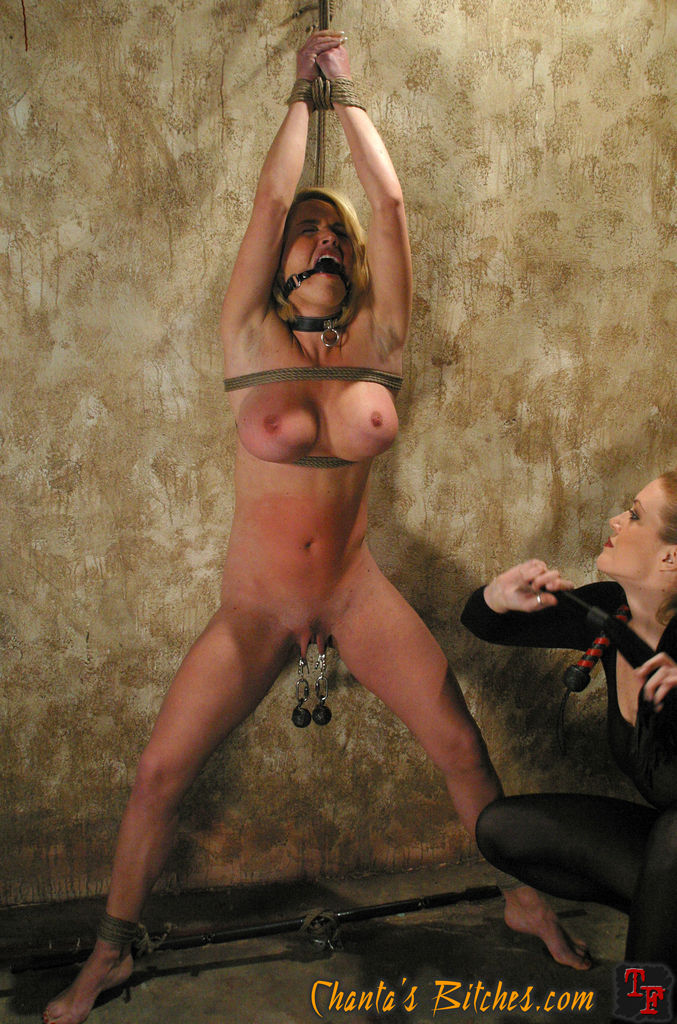 Caption female interrogation