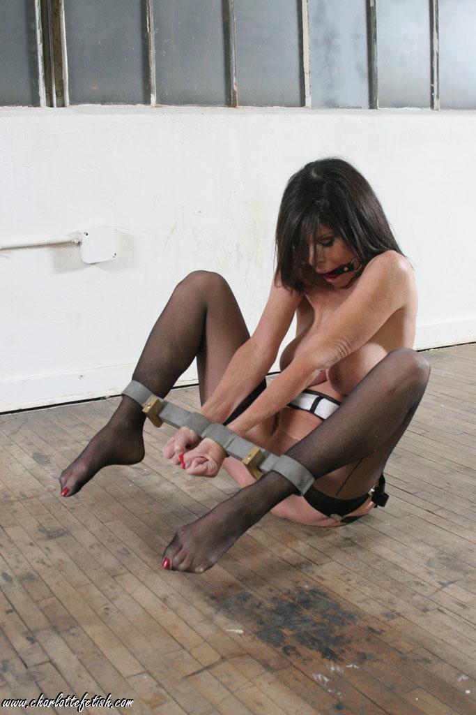 model Charlotte brook fetish