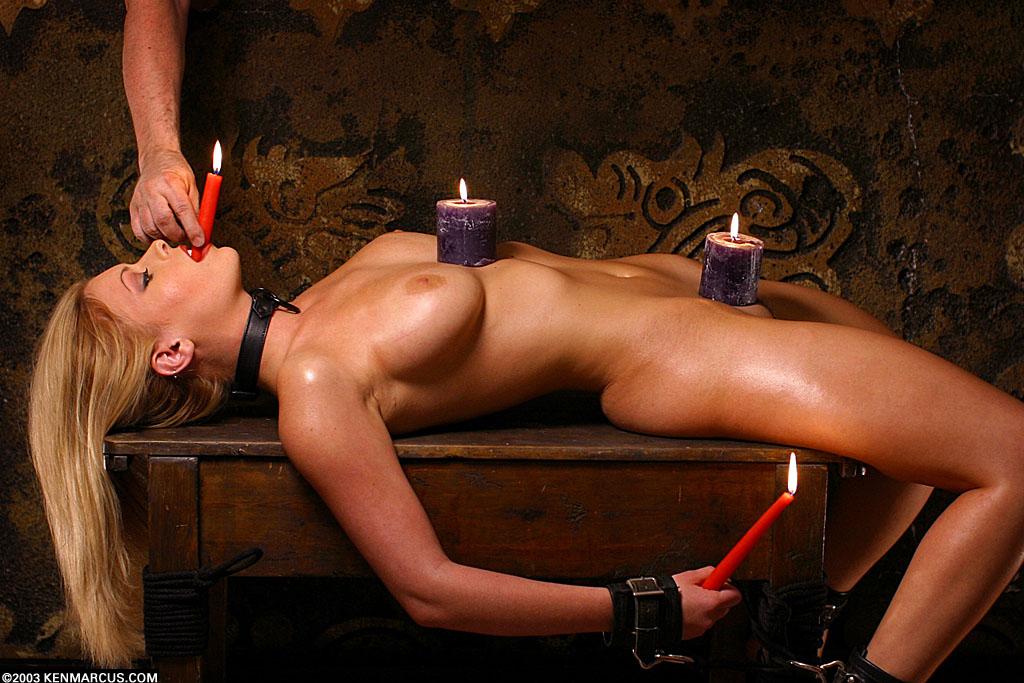 Nude outdoor tied up galleries