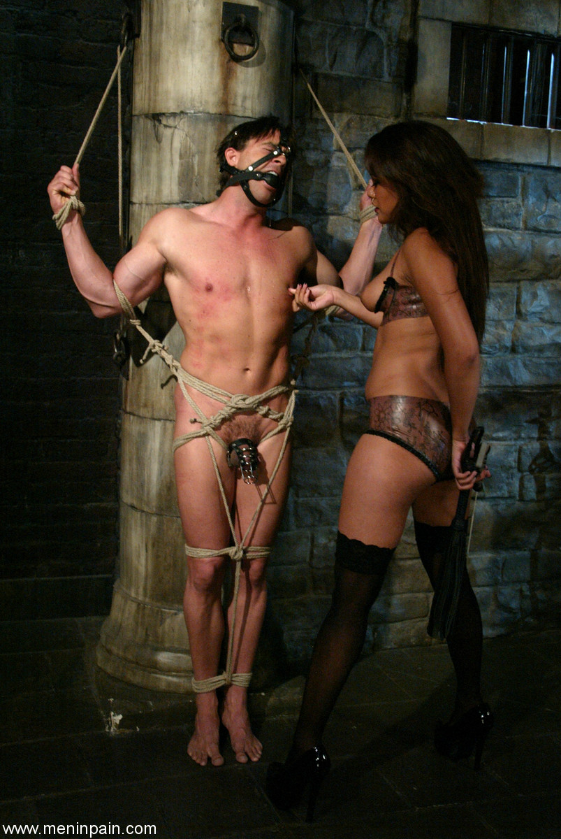 Hypnotized male sex slave story