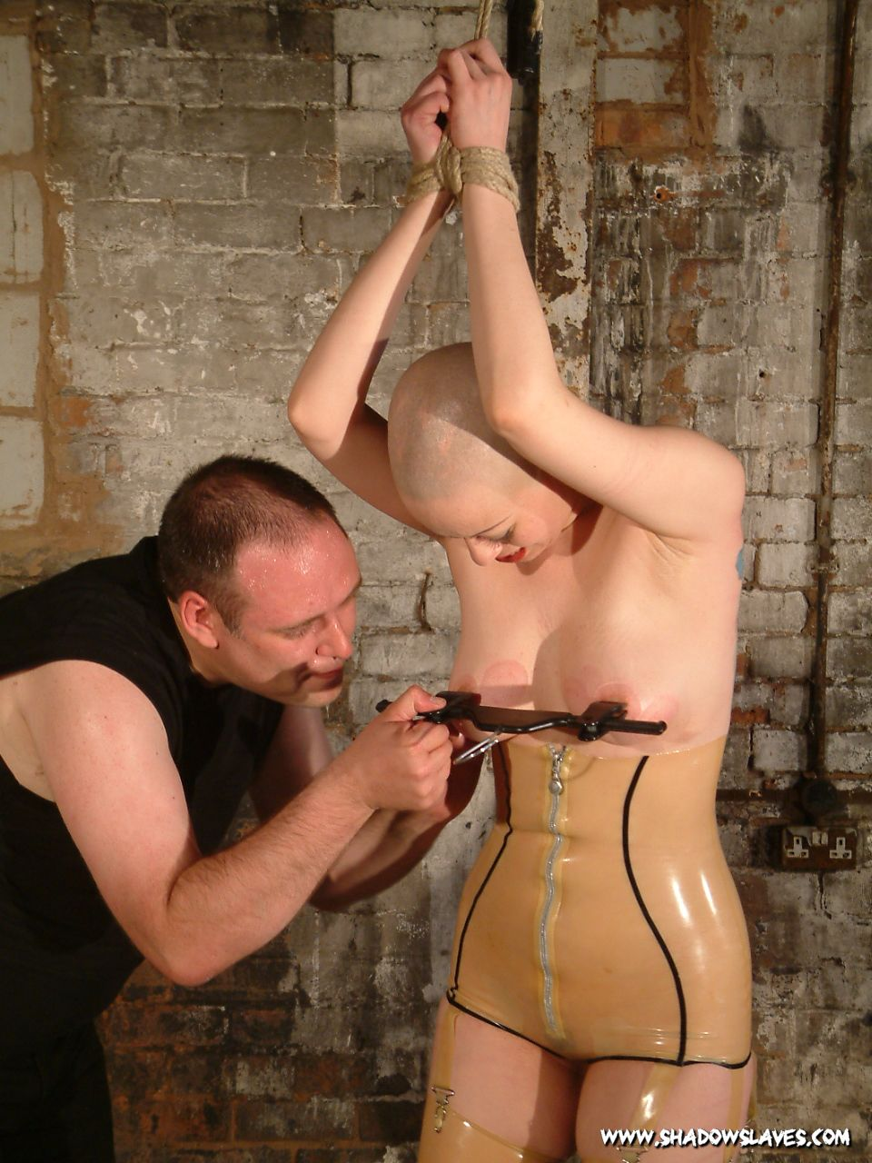 Slave fetish naked sex photo