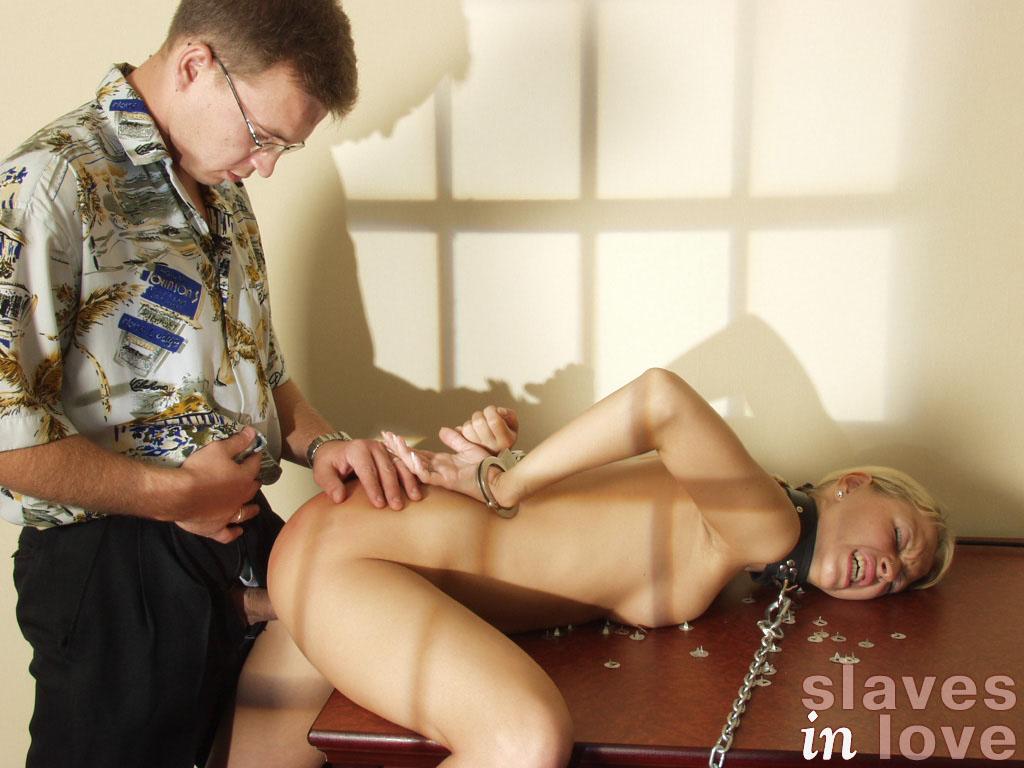 Slaves in love bdsm