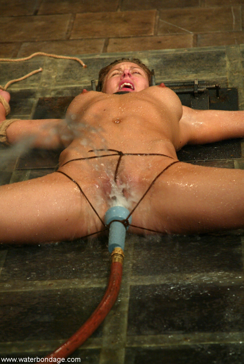 Have free water bondage galleries the valuable