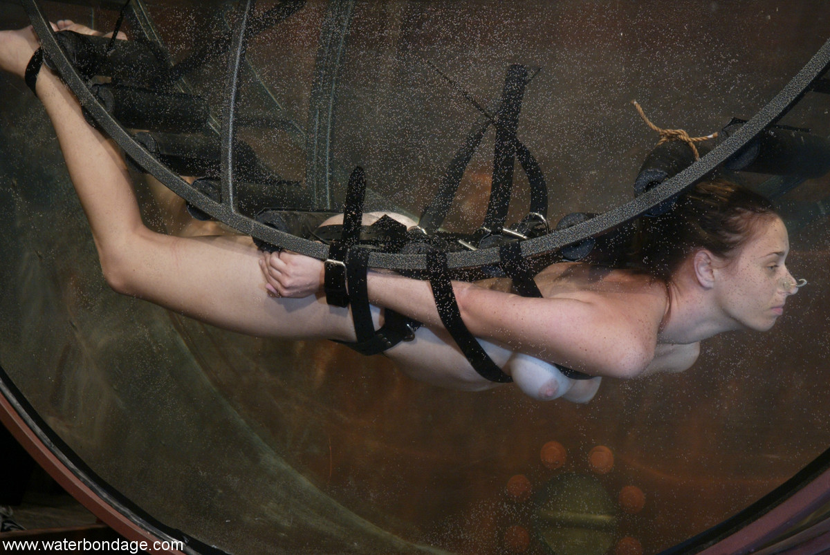 Water bondage sex bdsm