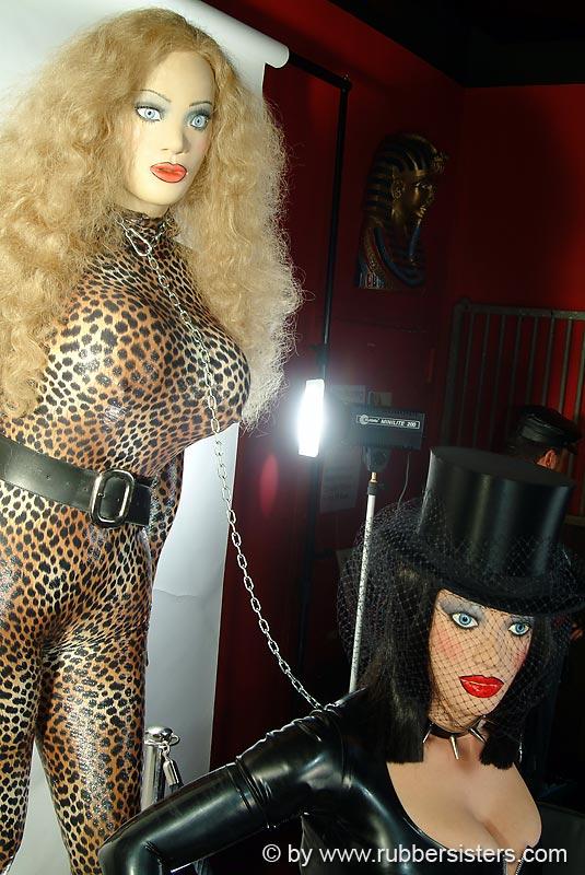 Our slave the rubber klaus - 5 7